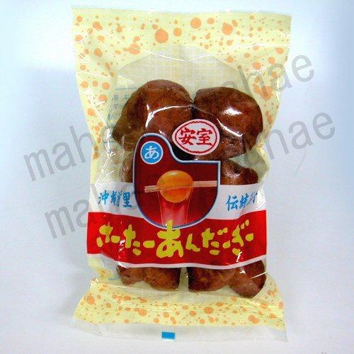 沖縄首里伝統菓子 安室さーたーあんだぎー 6個入り