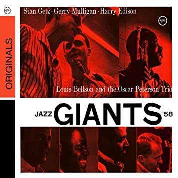 Jazz Giants 58 (Reis) (Rstr) (Mlps)