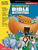 The Complete Book Of Bible Activities