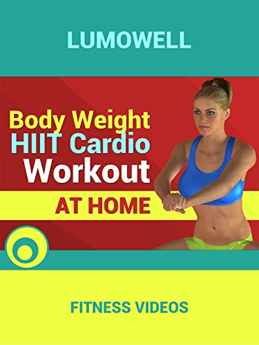 Body Weight HIIT Cardio Workout at Home