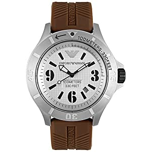 Emporio Armani Men's AR0628 Sport Collection Stainless Steel Watch