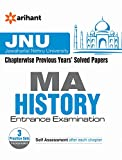 JNU - Chapterwise Previous Years Solved Papers MA History