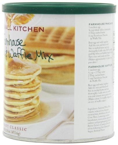 Stonewall Kitchen Small Farmhouse Pancake & Waffle Mix, 16