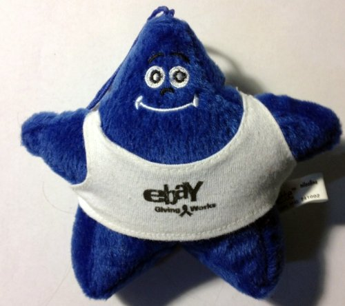 Ebay Starlette Giving Works Plush Toy - 1