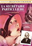 echange, troc La Secrétaire particulière  (Film muet, Cartons Français)