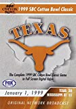 1999 SBC Cotton Bowl Classic Game