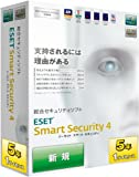 ESET Smart Security V4.0 5年1ライセンス