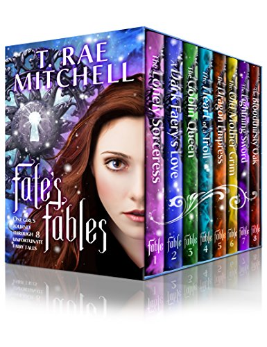 Fate's Fables Boxed Set by T. Rae Mitchell ebook deal