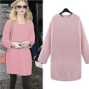 Vestidos Women Winter Dresses 2015 Long Sleeve Autumn Winter Woolen