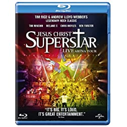 Jesus Christ Superstar: Live Arena Tour 2012 [Blu-ray]