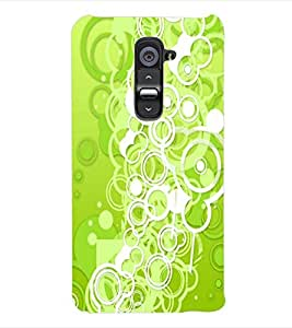 ColourCraft Pattern Back Case Cover for LG G2