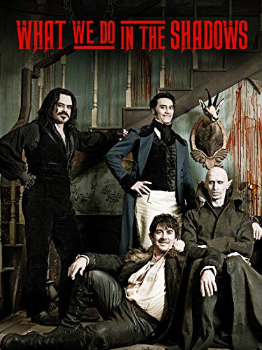 What We Do In The Shadows on Amazon Prime Video UK