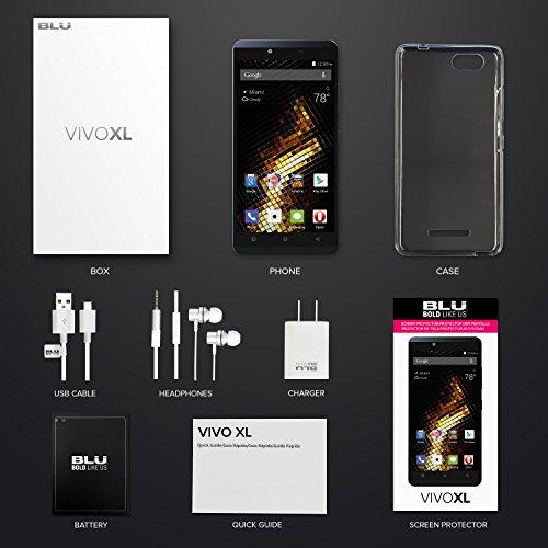 BLU-Vivo-XL-Smartphone-55-4G-LTE-GSM-Unlocked