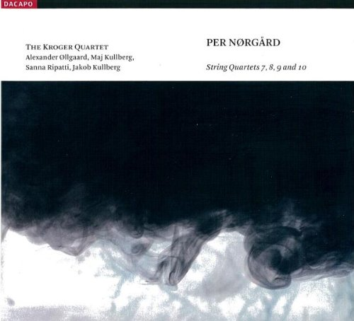 Norgard: String Quartets 7, 8, 9 and 10