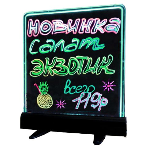 Write-On Signage Uses Restaurant Led Signs Wholesale Gifts