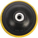 Alcoa Prime 1Pc 100mm/4 Inch Sticky Backing Pad Car Polishing Burnishing Grinders For M16 Thread 4inch Polisher...