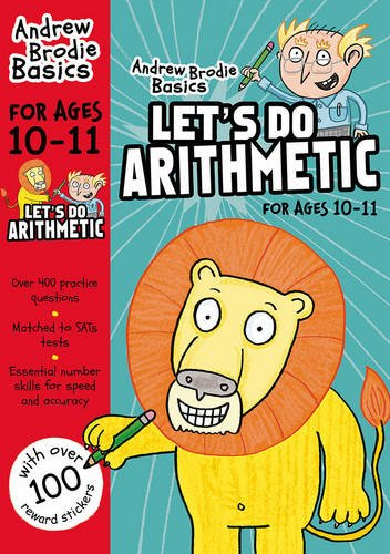 Let's do Arithmetic 10-11 (Mental Maths Tests)