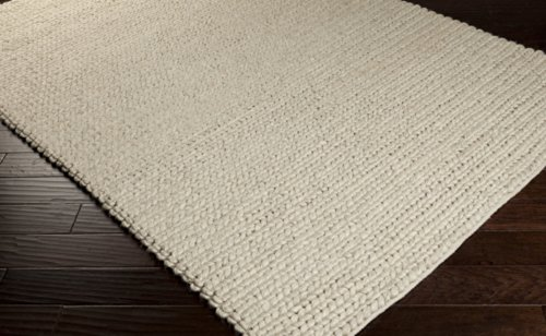 Surya Desoto Dso-202 Transitional Hand Woven 100% Wool Brown Sugar 8' X 11' Area Rug