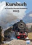 Kursbuch der Deutschen Museums-Eisenbahnen 2015