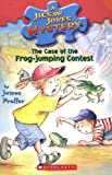 img - for The Case of the Frog-Jumping Contest (Jigsaw Jones Mystery, No. 27) book / textbook / text book