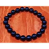 Natural Black Tourmaline Bracelet Powerful Protection Against Negative Energy - B01LZG2Y54