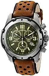 Timex Men's TW4B016009J Expedition Rugged Analog Display Quartz Brown Watch