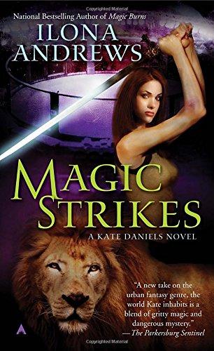 Image of Magic Strikes (Kate Daniels)