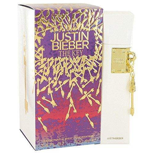 The Key By Justin Bieber Eau De Parfum Spray 3.4 Oz / 100 Ml For Women