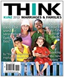 img - for THINK Marriages and Families (2nd Edition) book / textbook / text book