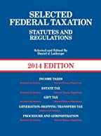 Selected Federal Taxation Statutes and Regulations, with Motro Tax Map, 2014 (Selected Statutes)