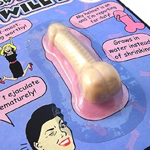 Grow your own willy ~ Growing Pecker ~ Secret Santa Gift ~ Novelty Birthday ~ Joke Gag ~ Christmas, Xmas Presents, Gifts Ideas by dgp
