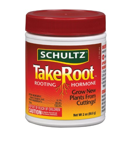Schultz 93183 TakeRoot Plant Rooting Hormone, 2-Ounce