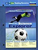 9780131902862: All in One Teaching Resources - Prentice Hall Science Explorer; Motion, Forces and Energy
