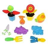 Juguetes de Realista Roles Conjunto de Jardinería Niños #3