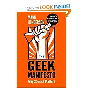 The Geek Manifesto - Mark Henderson
