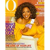 O Magazine February 2009 Make Your Own Luck (Volume 10 Number 2)