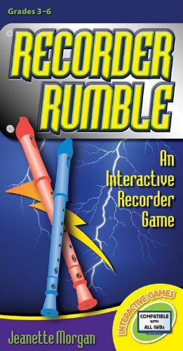 Recorder Rumble: An Interactive Recorder Game (General Music, Interactive Whiteboard Games)
