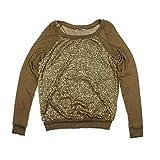 Three Dots Women's Sweatshirt With Sequin