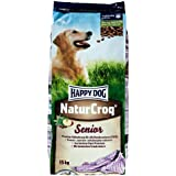 Happy Dog Hundefutter 2565 NaturCroq Senior 15 kg