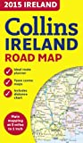 2015 Collins Map Of Ireland (New Edition)