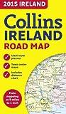 2015 Collins Ireland Road Map