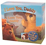 Igloo Books Ltd I Love You Daddy: Story Book and Cuddly Bear (Book & Plush)