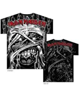 IRON MAIDEN - GIGANTIC MUMMY - OFFICIAL MENS T SHIRT