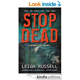 Stop Dead (BOOK 5 in DI Geraldine Steel Series)