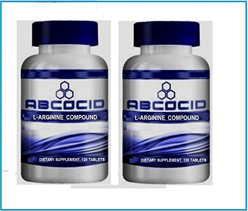2 L-Arginine Compound-2,000Mg Blend With Niacin Pre And Post Work Out Supplement