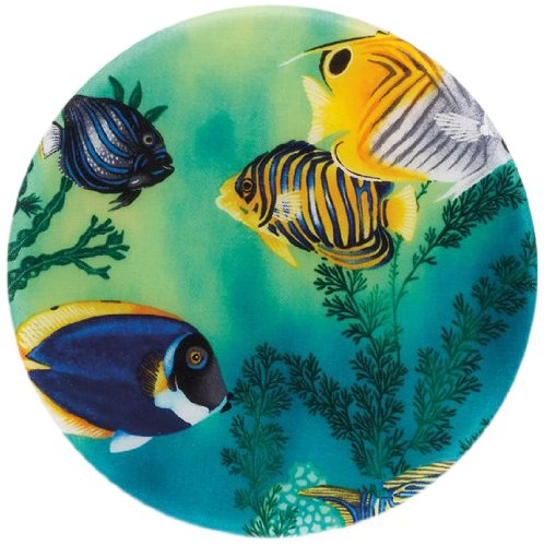 Andreas Silicone Trivet, Tropical Fish, 8 Inch (Oven Fish compare prices)