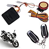 Vheelocityin Bike / Motorcycle/ Scooter Remote Start AlarmFor Tvs Apache Rtr 160