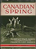 img - for Canadian spring; book / textbook / text book