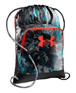 Under Armour UA Exeter Sackpack One Size Fits All Black