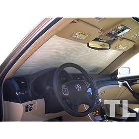 Truck Deflector Review Of Sunshade For Acura TL - Acura tl sunshade